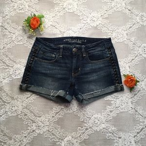 American Eagle Womens Shorts Size 6